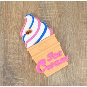 Etui na telefon Case Ice Cream iPhone 5s